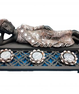 New Archie's Sleeping Buddha with Candles For Personal Decorations