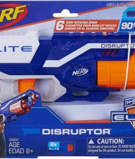 New Nerf N Strike Elite Disruptor Gun For Childrens