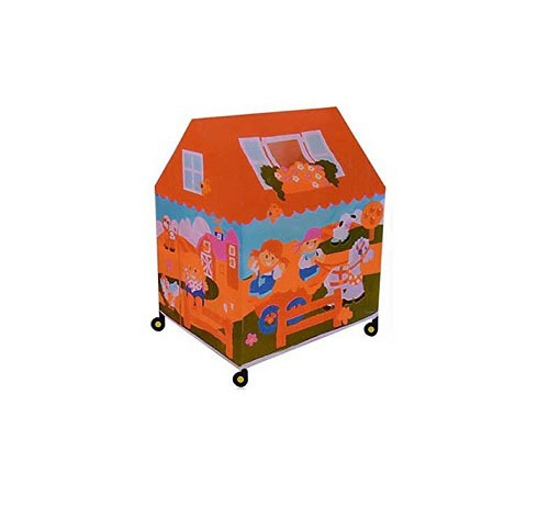 New Asian Tent House With Wheels Special For Children