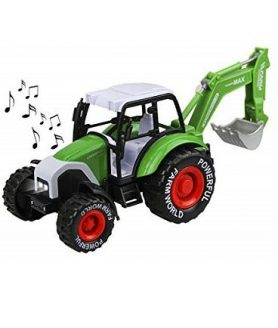 The Amazing Tractor Farm With Sound Music And Head Light