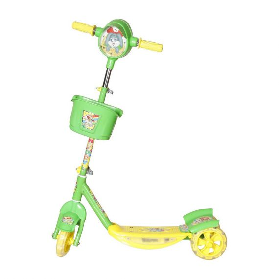 Dash Noddy Deluxe Kids Scooter with Light and Music