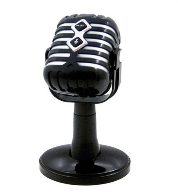 Microphone Mic Karaoke Singing Funny Gift Music
