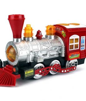 Bump N Go Bubble Shooter Train Engine with Light and Sound