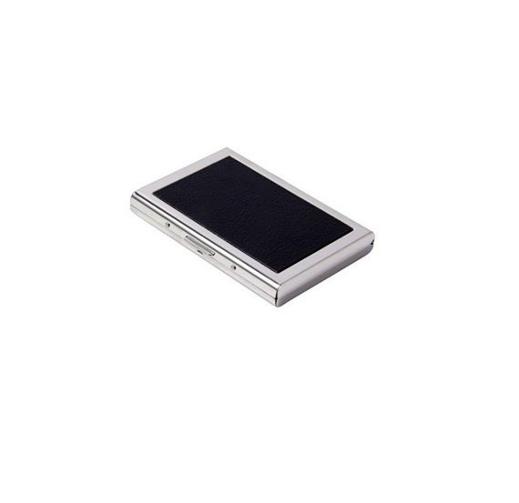 Stain Stainless Steel Card Holder For Men And Women