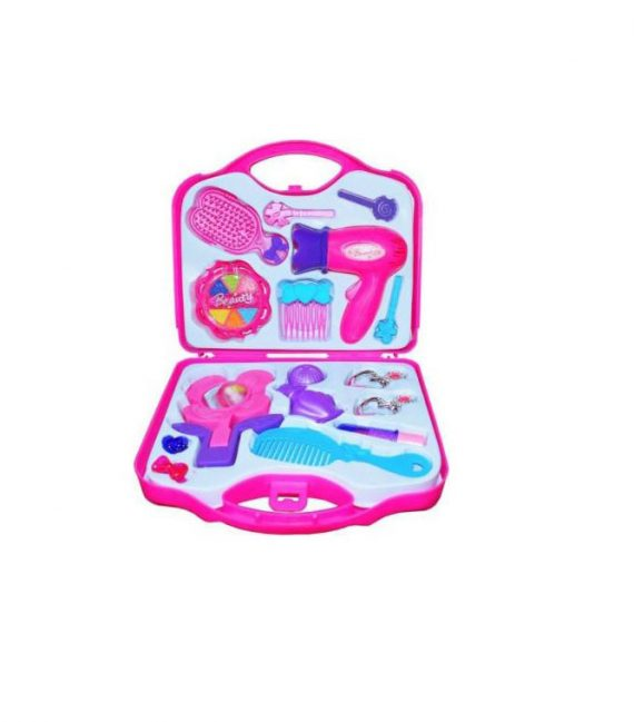 Kids Dream Beauty Makeup Set Suitcase Kit Accessories For Little One