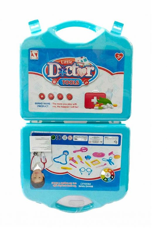 Little Doctor Play Set Tools for Kids to Play Doctor Role