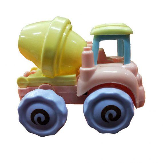 Toyoos Unbreakable Plastic Automobile Car Unbreakable For Kids