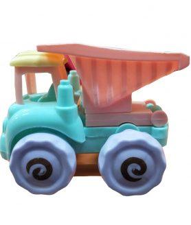 Toyoos Unbreakable Plastic Construction Dumper Truck For Kids