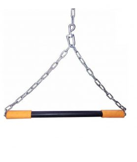 Toyoos Unisex Hanging Exercise Chin-up Bar Multicolor