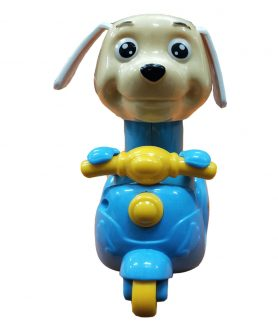 Toyoos Unbreakable Plastic Automobile Scooter For Boys and Girls