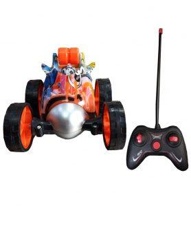 Toyoos Mini RC Stunt Radio Remote Control Car Toy for Kids