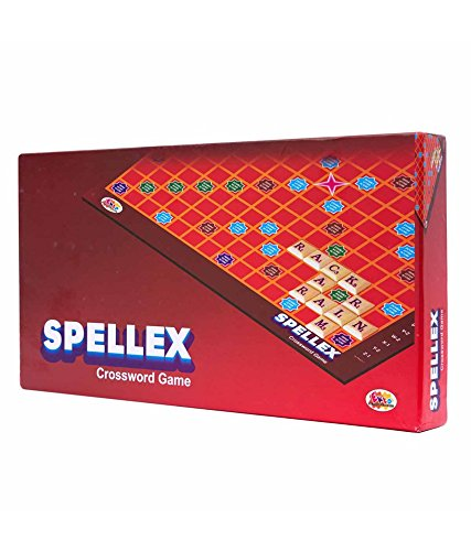 Ekta Spellex Indoor Board Game Set Birthday Gift Item For Kids