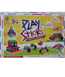 Apple Fun Play Stick for Skill Development in Kids International Concept