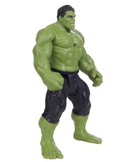 Toyoos Avengers 2 Super Hero Hulk Light in Chest Action Figure's For kids