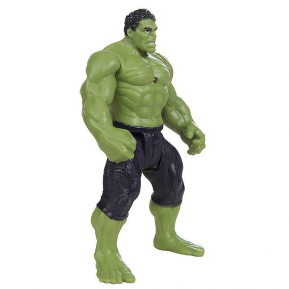 Toyoos Avengers 2 Super Hero Hulk Light in Chest Action Figure's For kids