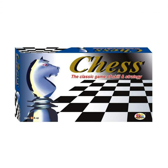 Ekta Chess X2 Classic Game of Skill and Strategy for Adult and Children