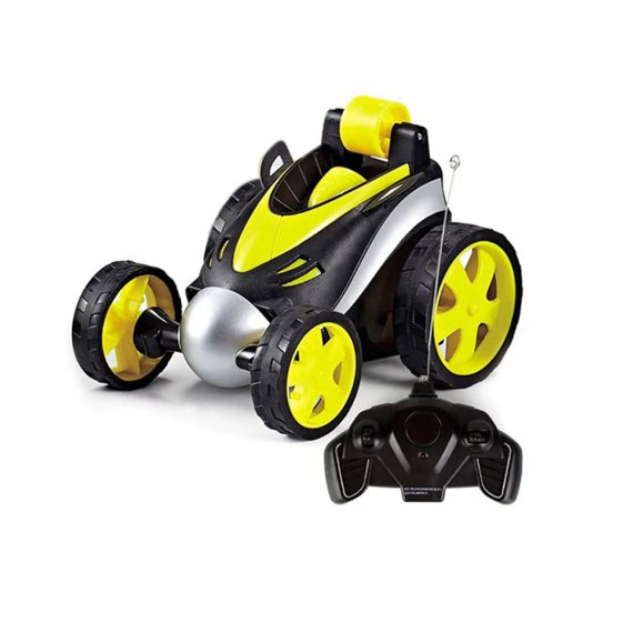 Toyoos Mini RC Stunt Radio Remote Control Car Toy for Kids