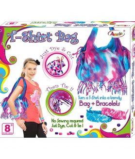 Annie T Shirt Purse Bag And Bracelets For Girls Age 8 Plus