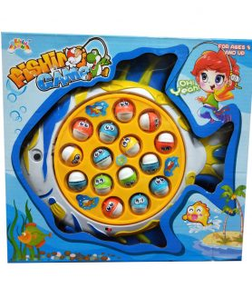 Toyoos Fishing Game For Boys and Girls Multicolor