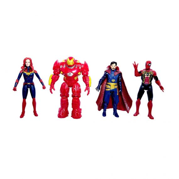Toyoos Super Heroes Avengers Action Figures Toys Set for Kids