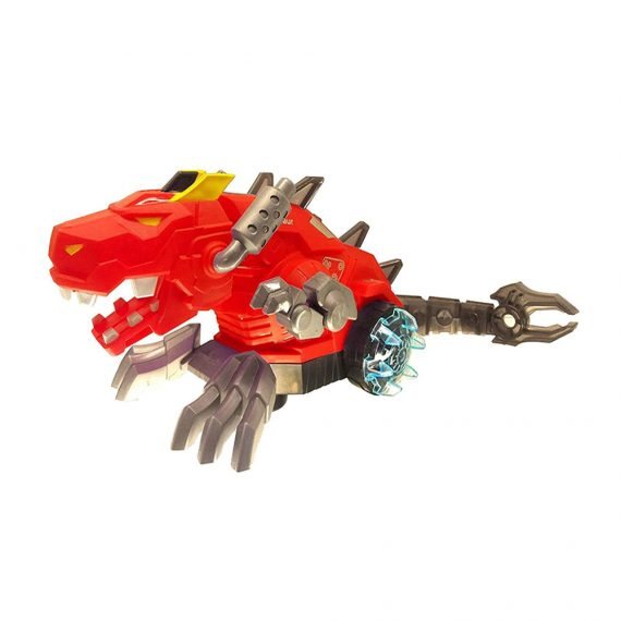 Toyoos Electric Spray Dinosaur Electric Robot With Music Light Toy Gift