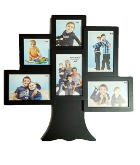 Archies 6 in 1 Photo Frames Wall Hanging For Home Decoration