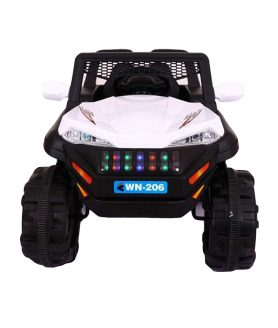 Toyoos Rechargeable Jeep WN-206 For Boys And Girls